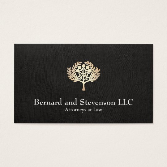 Attorney at law faux gold leaf and black linen business card attorney at law faux gold leaf and black linen business card colourmoves Image collections