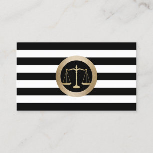 Legal business cards 1900 legal business card templates attorney at law gold scale modern stripes lawyer business card colourmoves