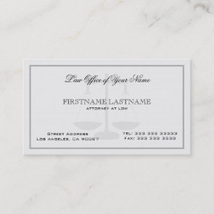 Textured business cards zazzle attorney at law office simple linen texture business card colourmoves