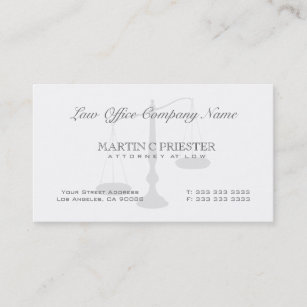 Watermark business cards templates zazzle attorney at law scale watermark business card colourmoves