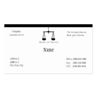 Attorney Business Card II