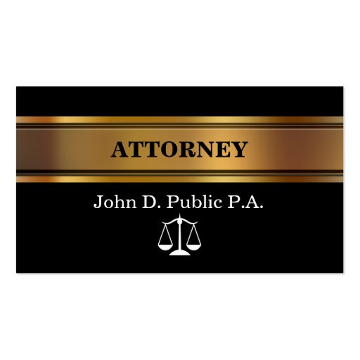 Attorney business cards zazzle for Zazzle business card