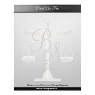 Attorney Business Letterhead