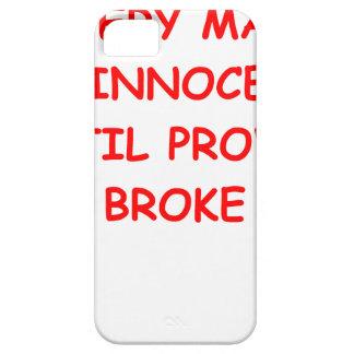attorney iPhone 5 cases