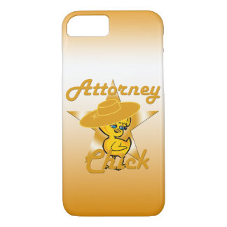 Attorney Chick #10 iPhone 8/7 Case