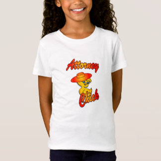 Attorney Chick #5 T-Shirt