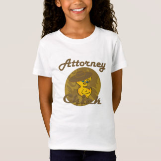 Attorney Chick #6 T-Shirt