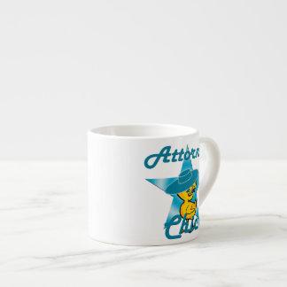Attorney Chick #7 Espresso Cup