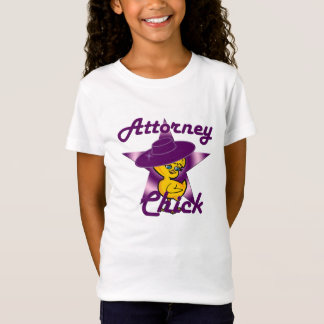 Attorney Chick #9 T-Shirt