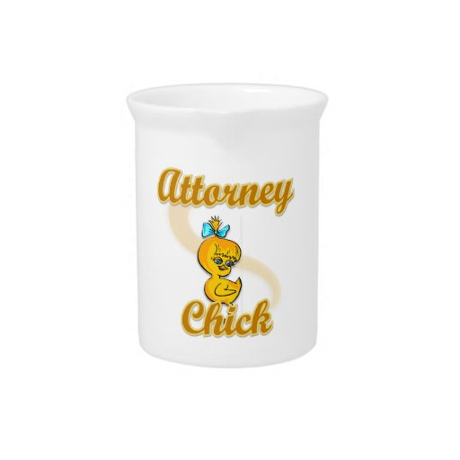 Attorney Chick Drink Pitchers