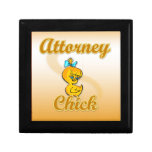 Attorney Chick Gift Boxes