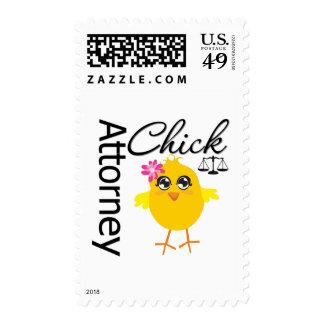 Attorney Chick v1 Postage