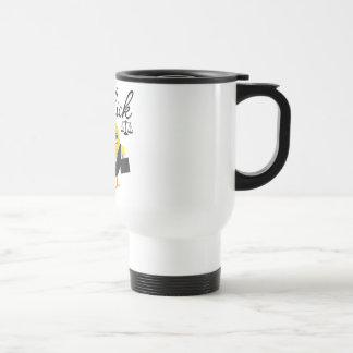 Attorney Chick v3 Coffee Mug