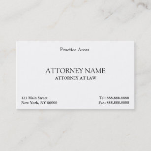 Attorney business cards 3300 attorney business card templates attorney elegant clean business card wajeb