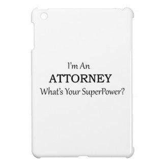 Attorney iPad Mini Case