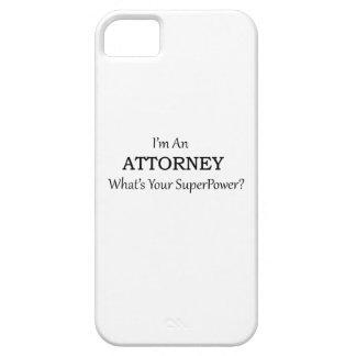 Attorney iPhone SE/5/5s Case