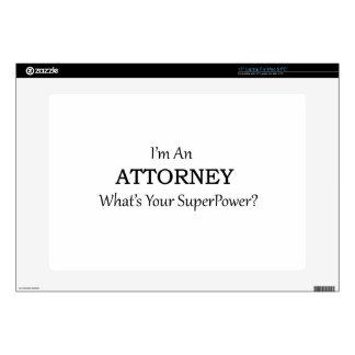 Attorney Laptop Skins