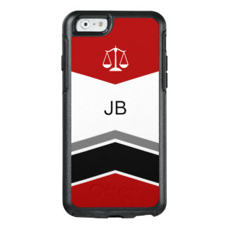 Attorney Law Scale Theme OtterBox iPhone 6/6s Case