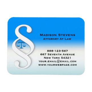 Attorney Lawyer Attorney Symbol Magnet