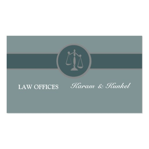 Lawyer business card templates page48 bizcardstudio for Lawyer business card templates