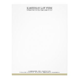 lawyer letterheads
