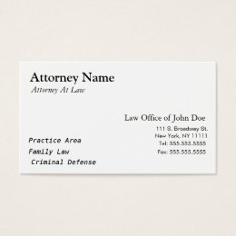Paralegal business cards templates zazzle attorney modern simple clean elegant business card reheart Choice Image