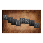 Attorney Print