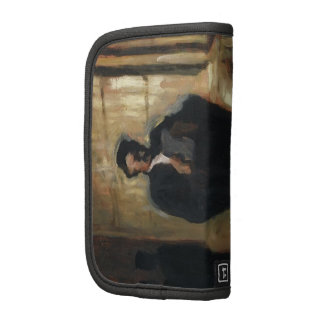 Attorney Reading by Honore Daumier Folio Planner