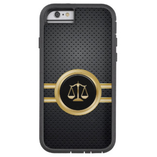 Attorney Rugged Style Tough Xtreme iPhone 6 Case
