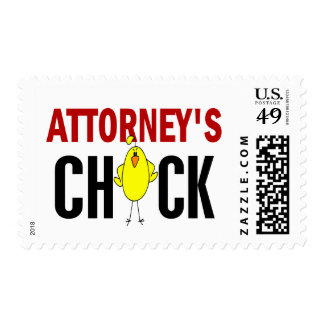 Attorney's Chick Postage