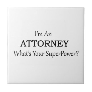 Attorney Tile