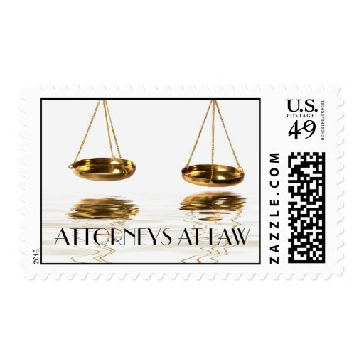 Attorneys At Law Postage