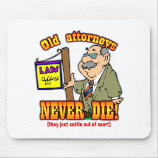 Attorneys Mouse Pad