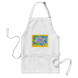 Attract Success Aprons