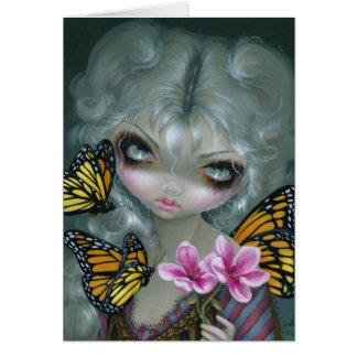 """""""Attracting Butterflies"""" Greeting Card"""