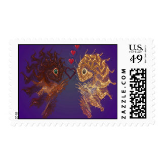 Attraction Postage