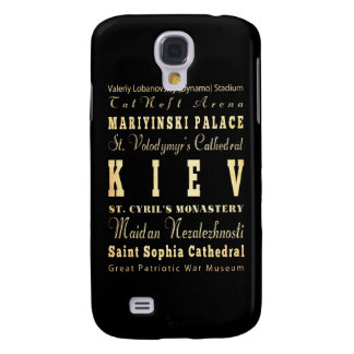 Attractions and Famous Places of Kiev, Ukraine Samsung Galaxy S4 Case