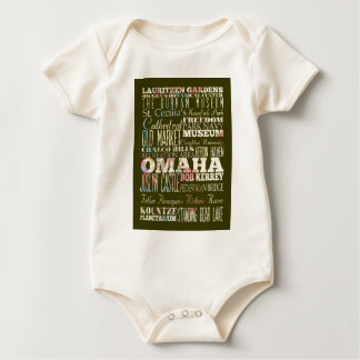 Attractions and Famous Places of Omaha, Nebraska Baby Creeper