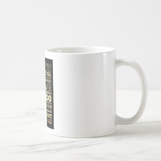 Attractions and Famous Places of Toledo, Spain Coffee Mug