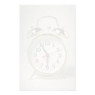 Attractive Alarm clock Stationery Paper