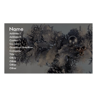 Attractive Centerpiece for decoratiion Double-Sided Standard Business Cards (Pack Of 100)