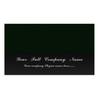 Attractive dull green flowers with leafy petals on Double-Sided standard business cards (Pack of 100)