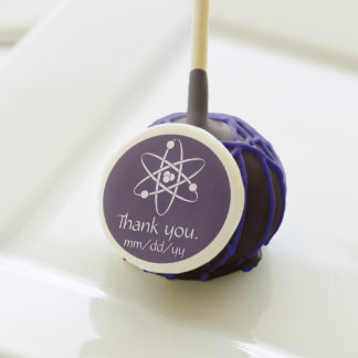 Attractive Forces in Purple Cake Pop