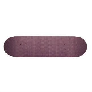 Attractive light brown stars on rough purple surfa skate deck