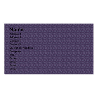 Attractive light grey twinkling stars on rough gre business cards