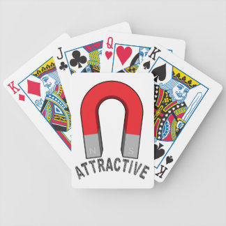 Attractive Magnet Playing Cards