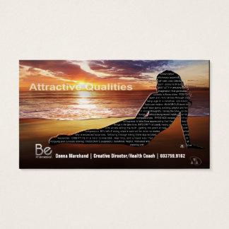 Attractive Qualities Empower Card