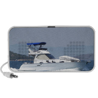 Attractive Small Motorboat Travelling Speaker
