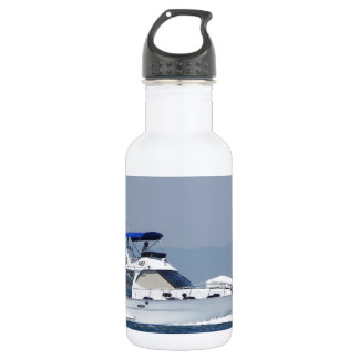 Attractive Small Motorboat Stainless Steel Water Bottle