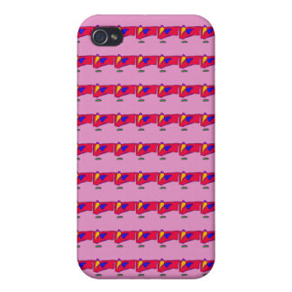 Attractive Smile iPhone 4/4S Cover